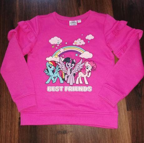 Bluza My Little Pony roz. 122-128