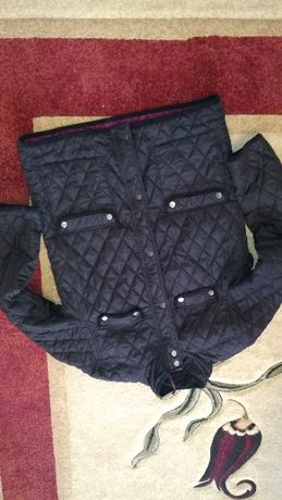 kurtka pikowana L przejściowa super