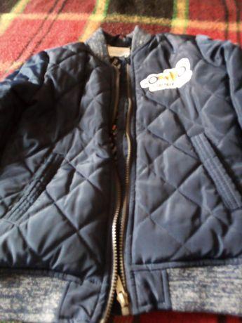 Курточка на мальчика 4-5 лет рост110см весна осень