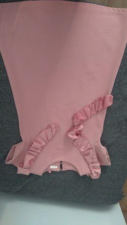 Next sukienka dzianinowa 140 cm