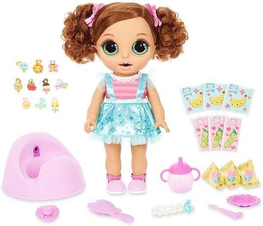 Baby Born Surprise Magic Potty Интерактивная кукла Беби Борн принцесса