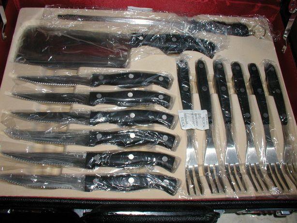kohersen zestaw noży z kolekcji New Kitchen Series w walizce=PREZENT