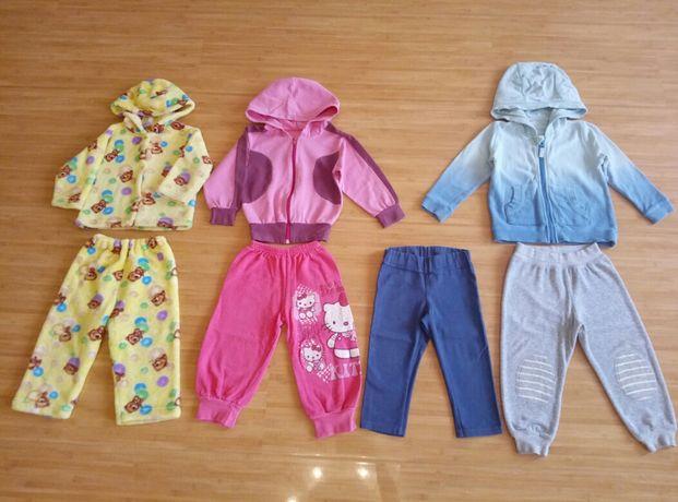 Спортивный костюм Little Bunny джегинсы, джинсы, штаны Zara кофта
