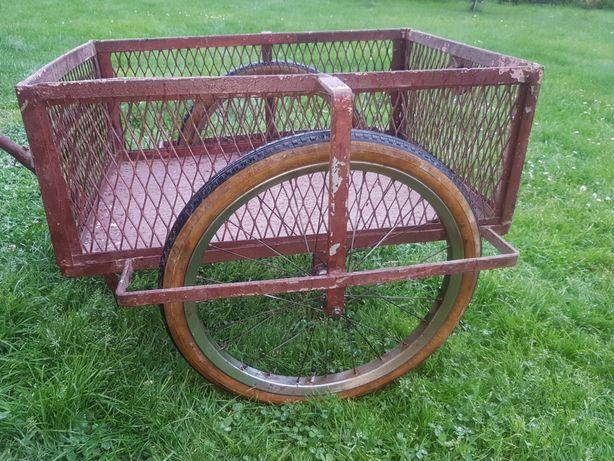 Przyczepka do roweru i ogrodu
