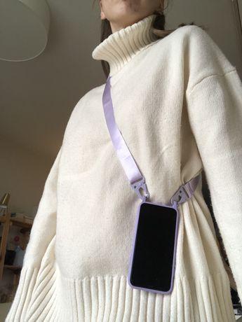 Чехол с ремешком / с ремнем на iPhone XS