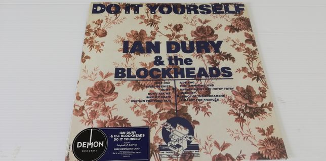 Vinil Ian Dury & The Blockheads