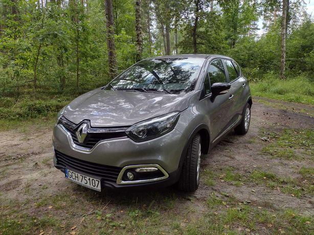 Renault Captur 1.5 dCi automat