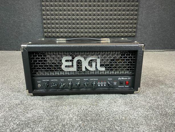 Wzmacniacz gitarowy lampowy głowa ENGL Gigmaster 30 Head E305