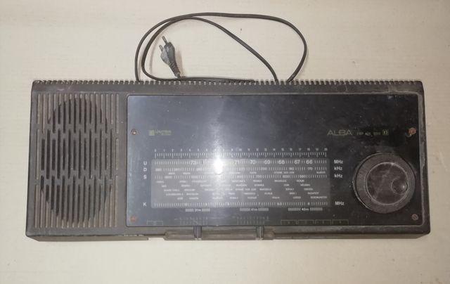 Stare radio Unitra Alba PRL sprawne fale krotkie
