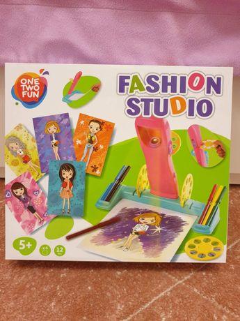 Projektor dla dzieci Fashion Studio