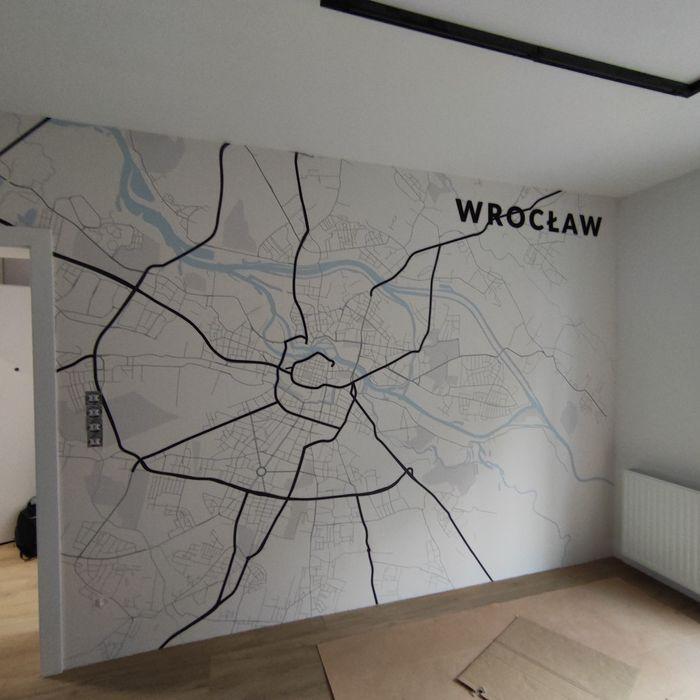 Malowanie mieszkań, montaż i składanie mebli, drobne remonty. Wrocław - image 1