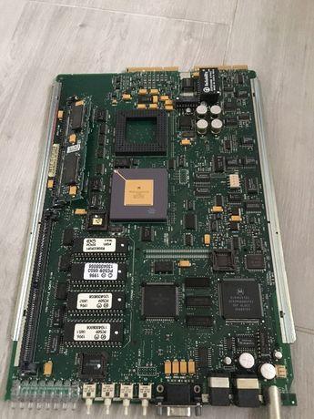 Płyta z procesorem motorola i pamięcią