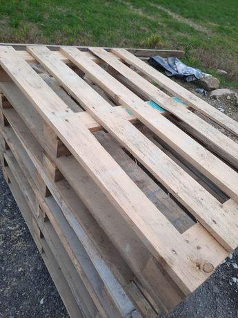 Palety drewniane 6 sztuk