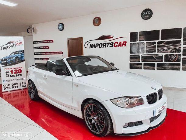 BMW 118 D E88 PACK M CABRIO