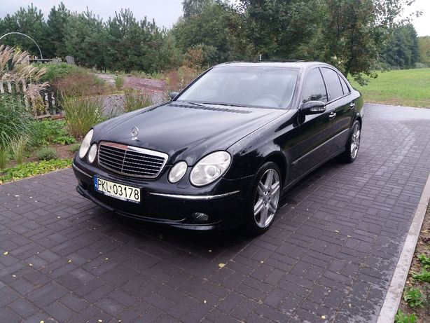 Mercedes-Benz 320 CDI 250KM AMG pakiet
