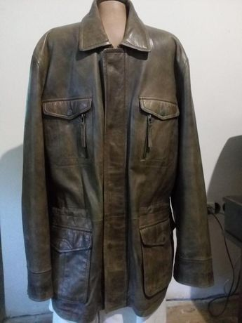 Мужская классика куртка оригиналdavid moorer-60 Vera Pelle