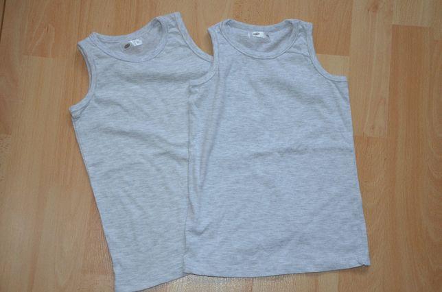 bluzeczki 92-110 podwójne sztuki!