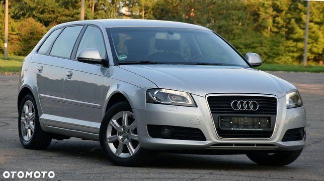 Audi A3 2,0 Tdi Cr Fl Sportback Bose Xenony Led Pdc Tempomat