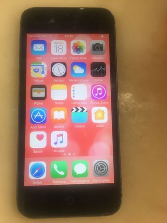 Vende iphone 5s 16 gb desbloqueado