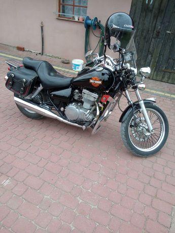 sprzedam Kawasaki Chopper