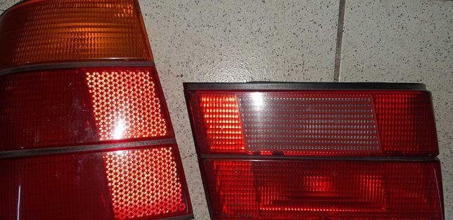 BMW e34 kombi światla tył