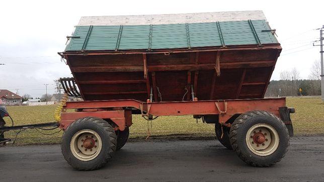 wywrotka suszarnia masywna hw hl kasboher 10 ton