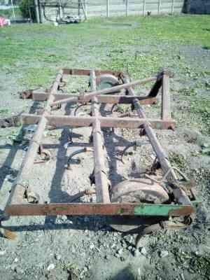 Kultywator 3 metry