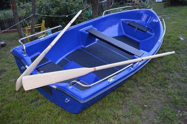 Łódka wiosłowo wędkarska ALBATROS 380