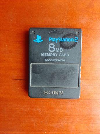 Cartão de memória Sony playstation 2