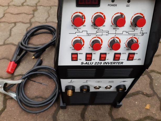 Spawarka Stamos Power S-ALU 220