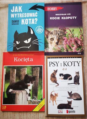 Jak wytresować kota D.Ratajczak + koci zestaw gratis 3 książki
