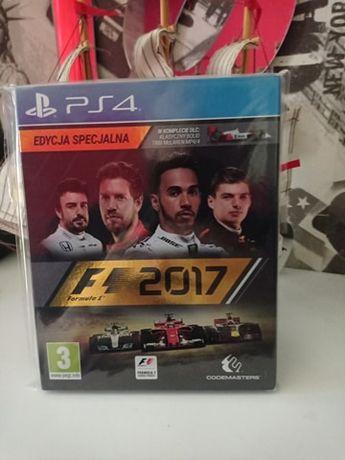 F1 2017 PS4 Formuła 1