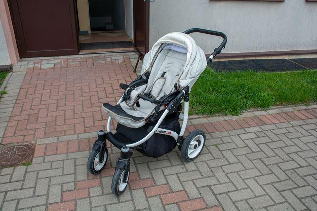 Wózek 3w1 Spacerówka Gondola Fotelik