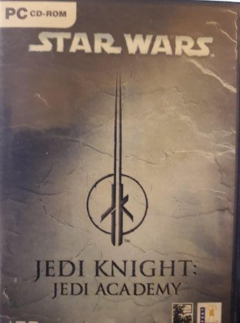 Gra PC Star Wars, Jedi Knight: Jedi Academy