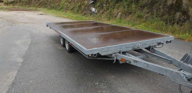 Atrelado porta carros / carga
