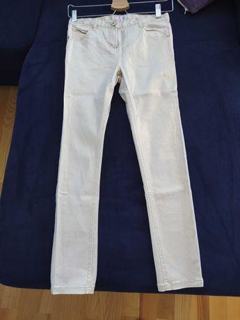 Spodnie dziewczęce rozmiar 146