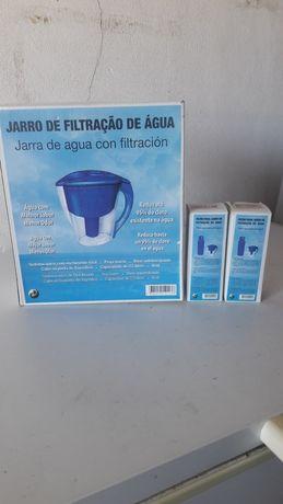 Jarro purificador de água novo