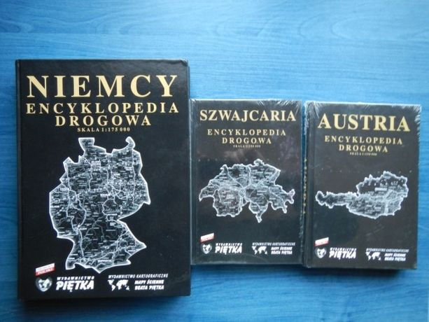 Atlas encyklopedia drogowa