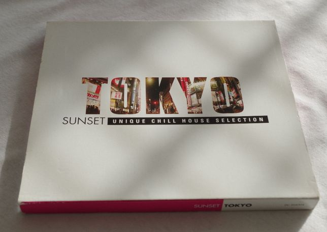 Tokyo Sunset -Unique Chill House Selection CD