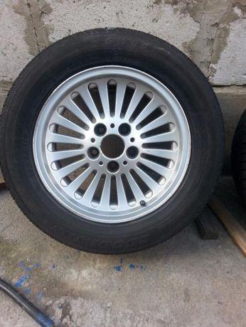 """BMW E-39 диски колёсные стиль 33 """"ромашка"""" с зимней резиной."""