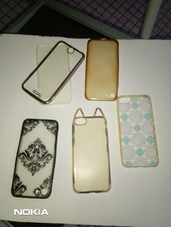 Capas iPhone 7 e 6