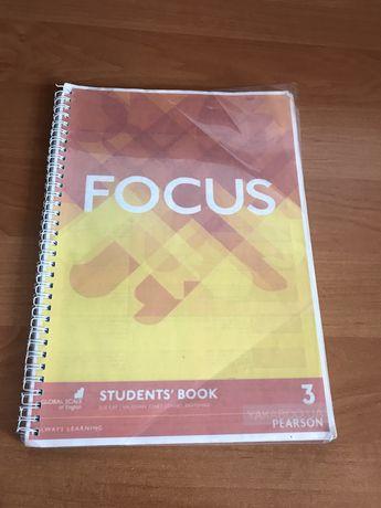 Focus English book