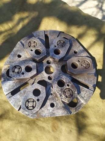 УСП круг, плита фрезерная