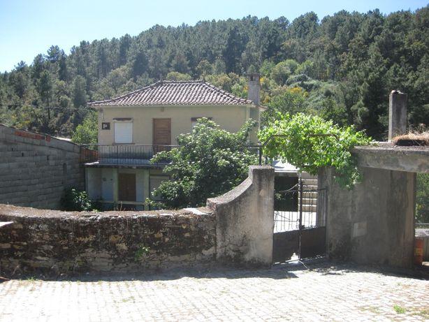 casa na aldeia