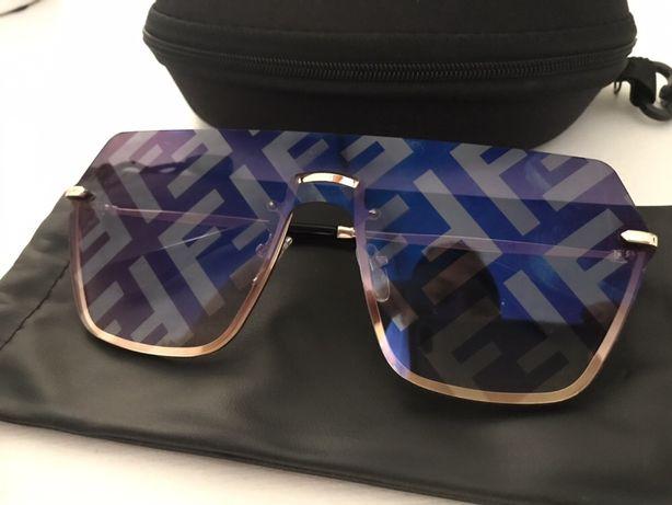 Śliczne nowe okulary FENDI zobacz