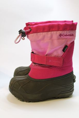 Зимове дитяче взуття Columbia 28р.16 см , детские ботинки оригинал