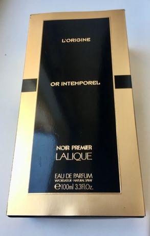 Lalique Noir Premier Or Intemporel