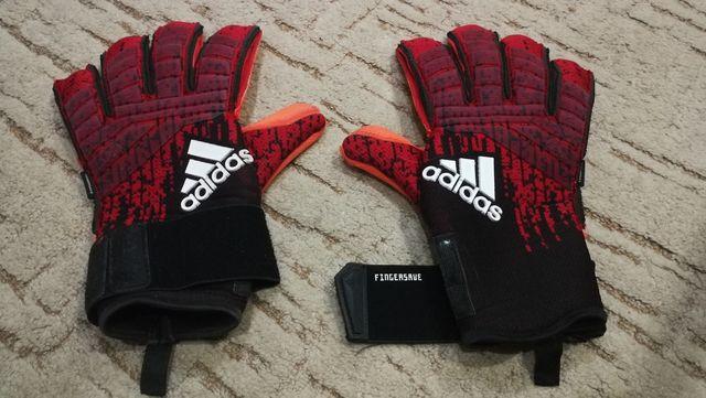 Rękawice bramkarskie Adidas Fingersave URG r. 8,5