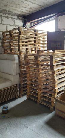 Деревянные поддоны (палеты) 1000х1600 30ШТ
