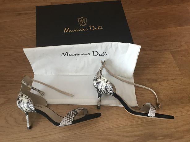 Sapatos Massimo Dutti - Novos